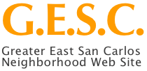 Greater East San Carlos.org