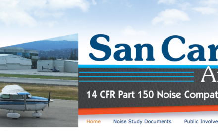 Airport Noise Meeting Wednesday March 21st from 6 – 7:30PM